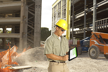 construction inspection software - Field Eagle