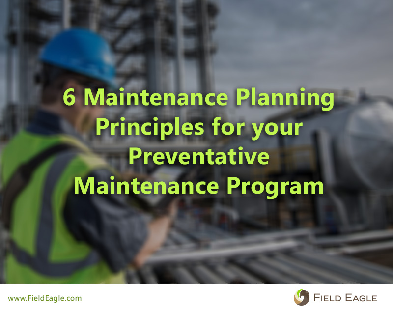 Preventative Maintenance Software - Field Eagle