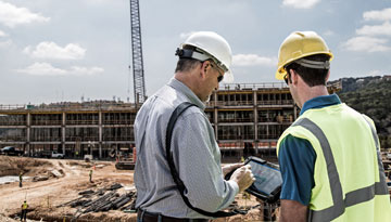 Inspection software for Construction