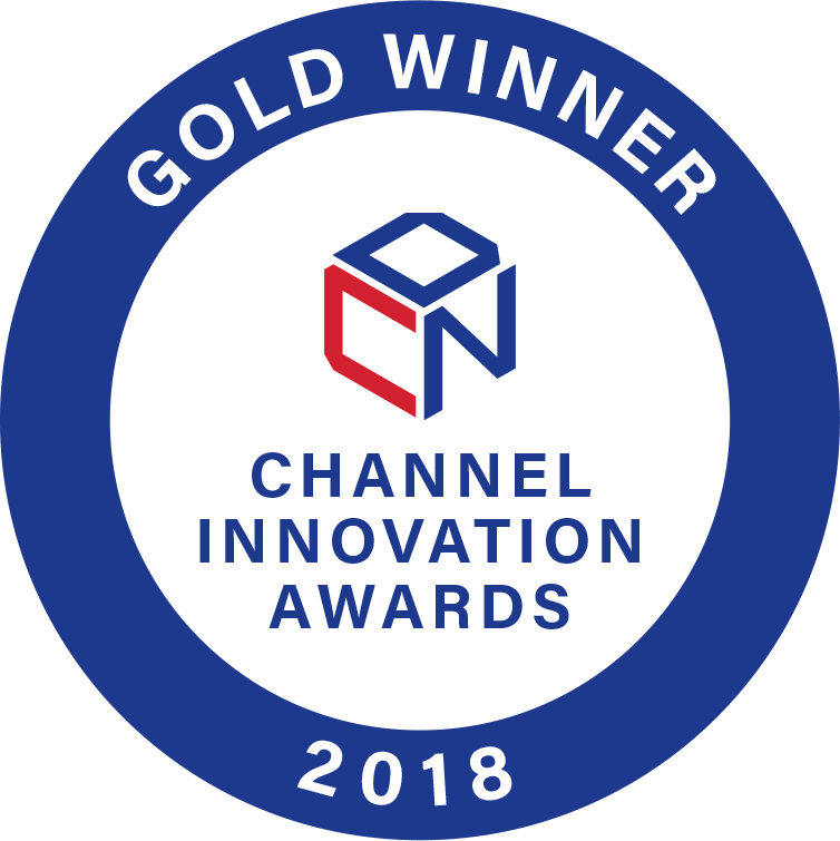 Channel Innovation Awards Gold 2018