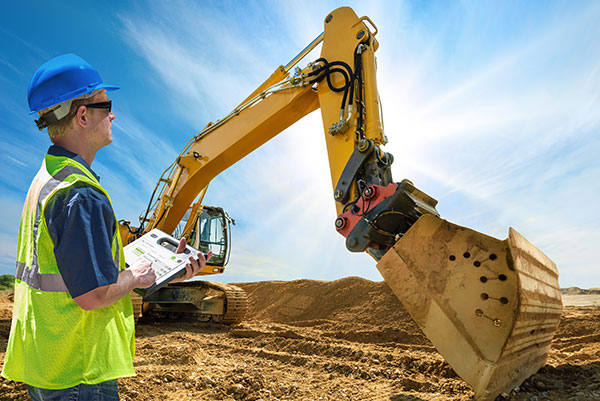 Heavy Equipment Inspection Software